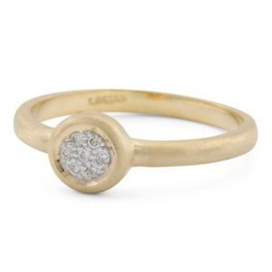 I. Reiss - Ring -14K Gold and Diamonds